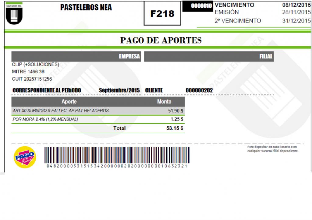 PAGO DE APORTES2